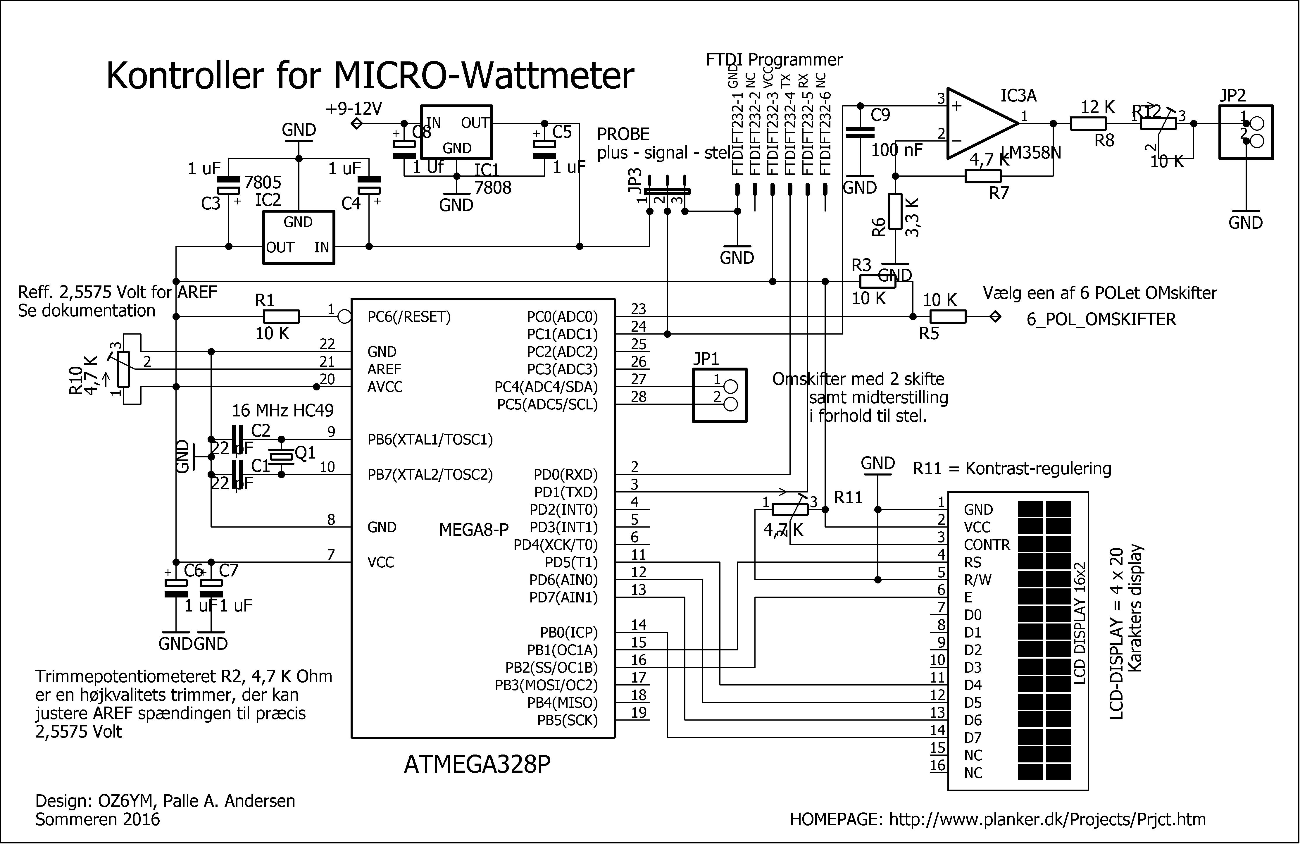 Micro-Wattmeter (MW) endnu engang