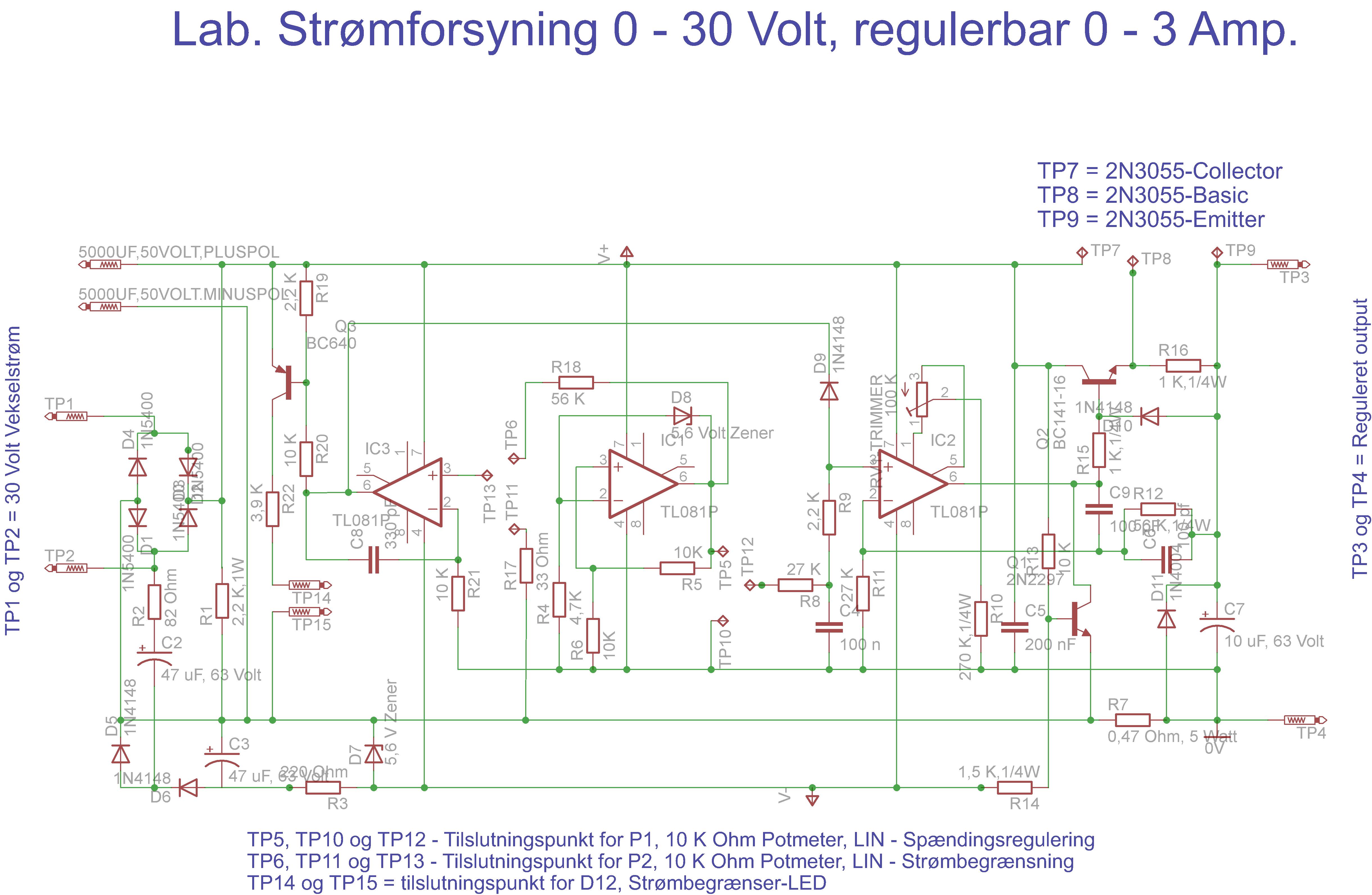 transistor hvordan virker den